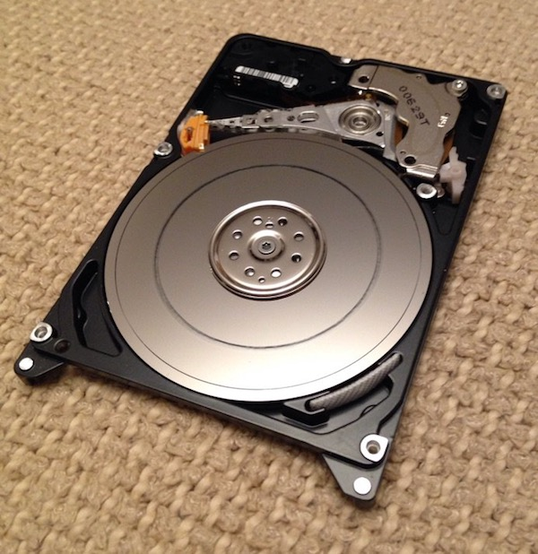 How to recover data on hard drive that crashed